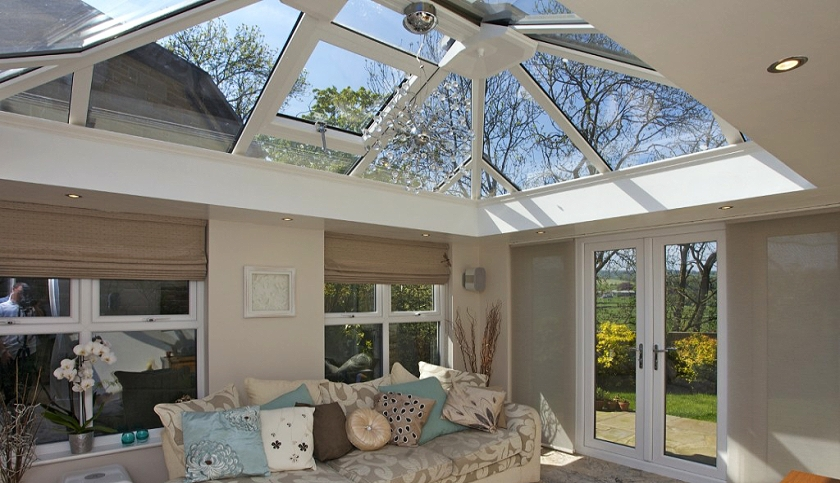 Add new living space with orangeries for Adding a conservatory