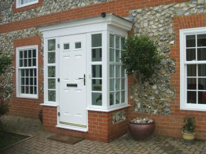 Lean-to Conservatory Porches